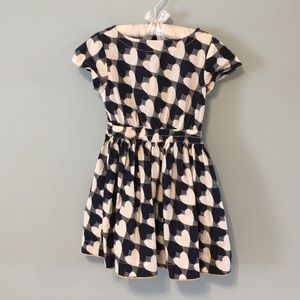 Crewcuts Kids Heart Dress